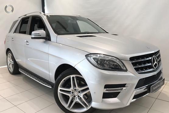 2015 Mercedes-Benz ML 250 BLUETEC
