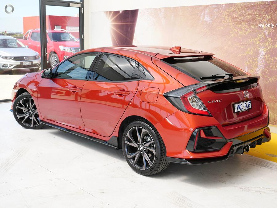 2020 Honda Civic RS 10th Gen