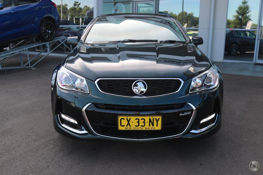 2016 Holden Commodore SS V VF Series II