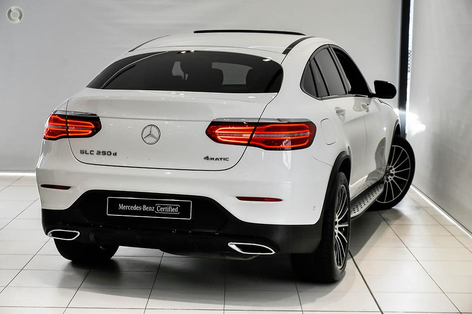 2018 Mercedes-Benz GLC 250 D Coupe