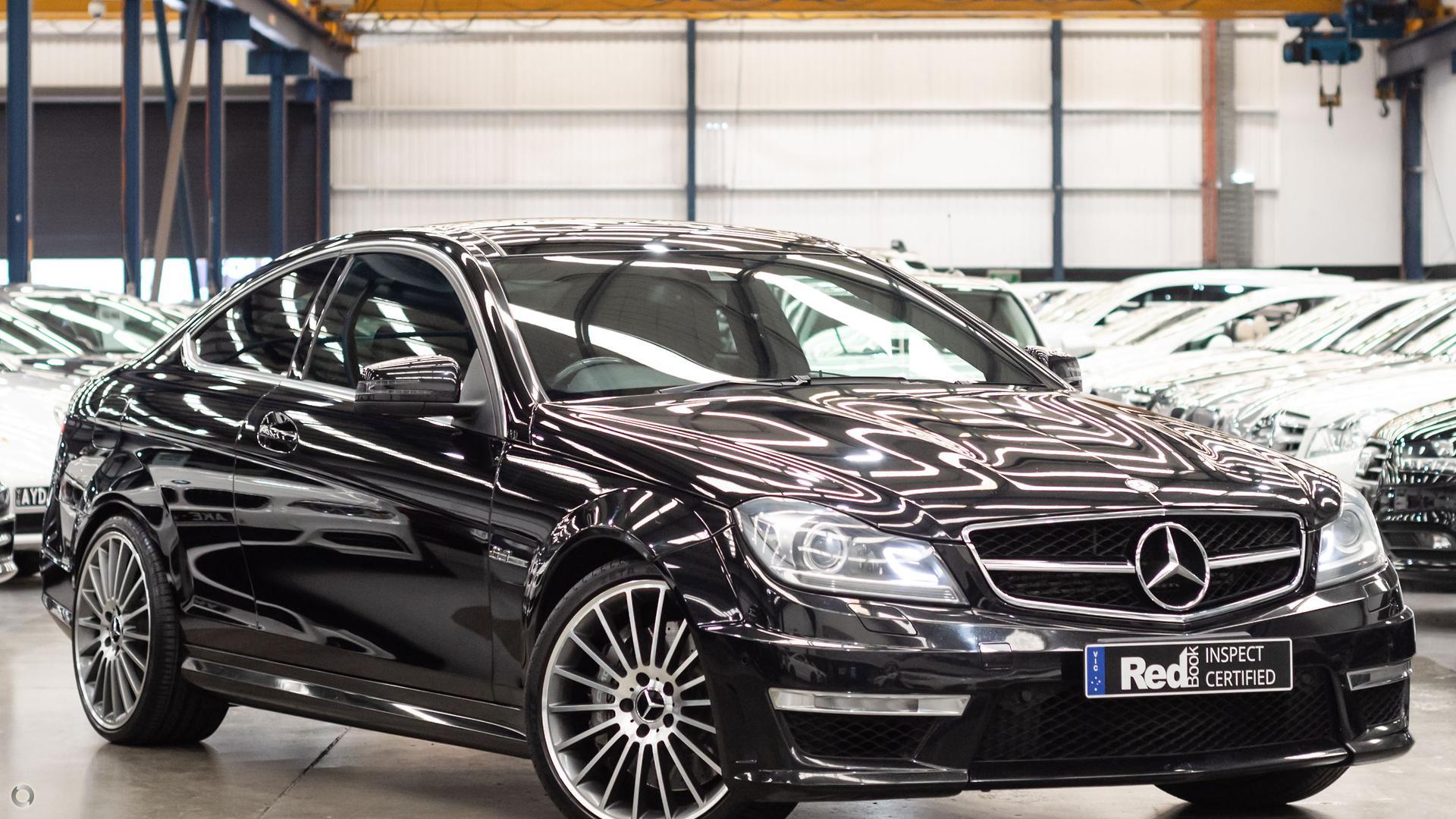 2011 Mercedes-Benz C-Class C204