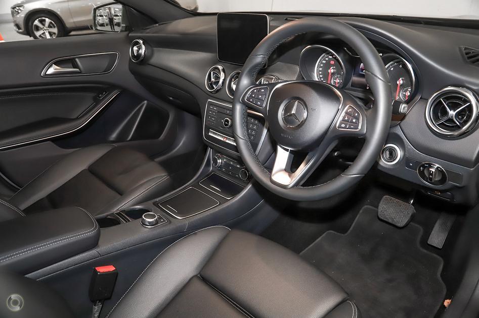 2017 Mercedes-Benz GLA 180 Wagon