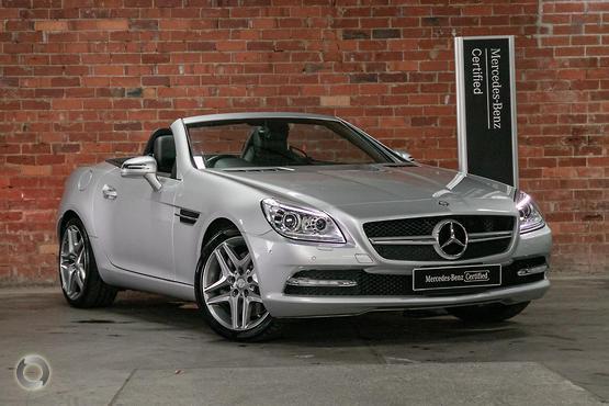 2011 Mercedes-Benz SLK 350 BLUEEFFICIENCY