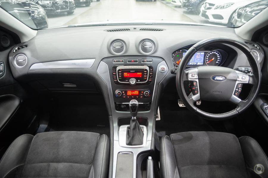 2013 Ford Mondeo Titanium TDCi MC