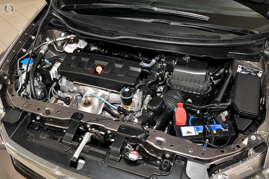 2014 Honda Civic VTi-L 9th Gen Ser II