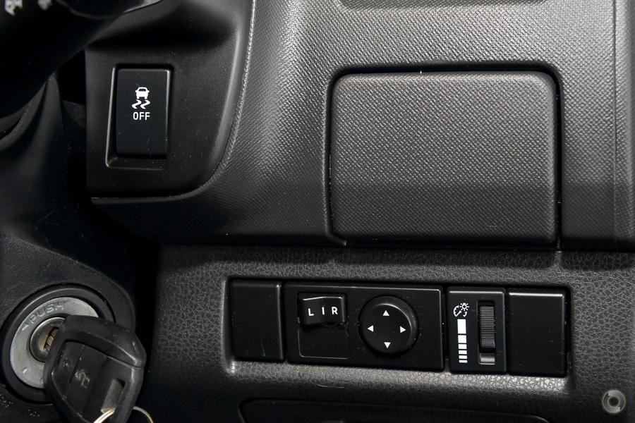 2016 Isuzu D-MAX SX High Ride