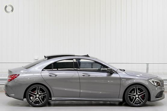 2016 Mercedes-Benz CLA 250 SPORT