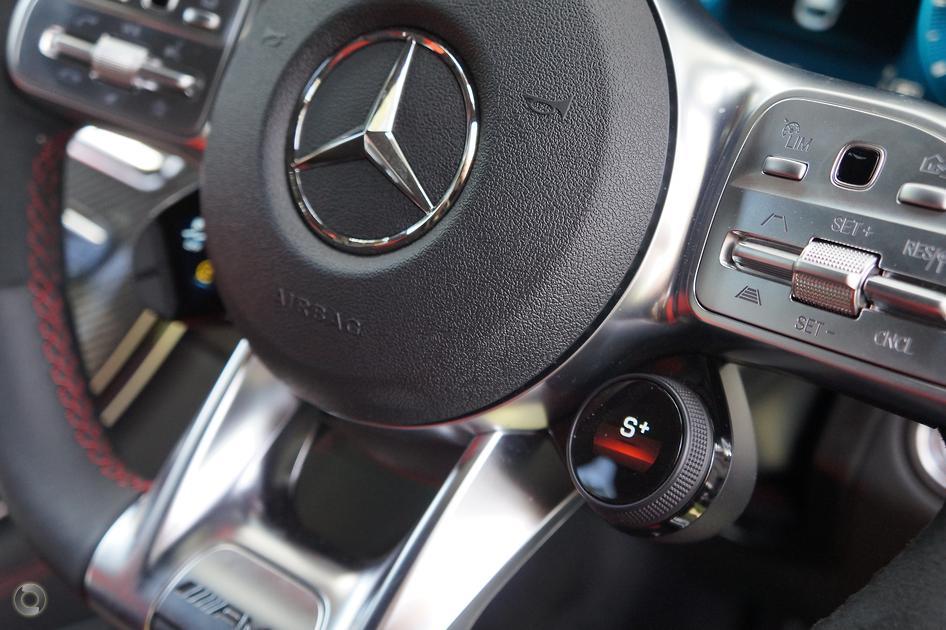 2019 Mercedes-Benz GLC 63 AMG S Coupé