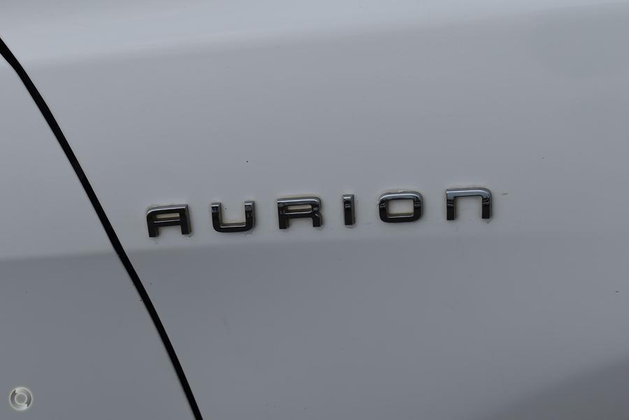 2010 Toyota Aurion AT-X GSV40R
