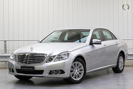 2010 Mercedes-Benz E 220 CDI BLUEEFFICIENCY AVANTGARDE