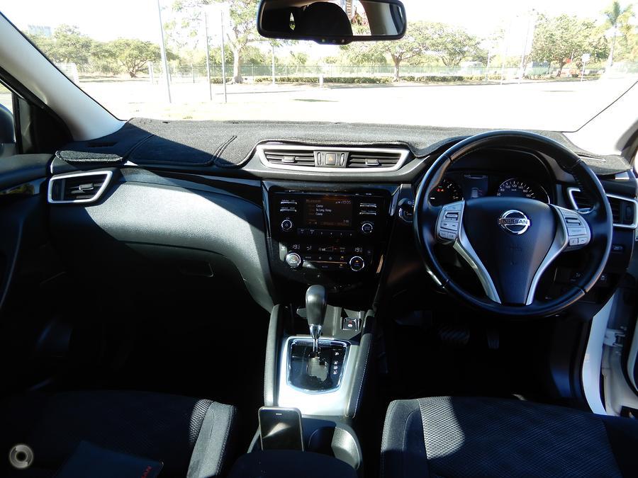 2015 Nissan QASHQAI TS