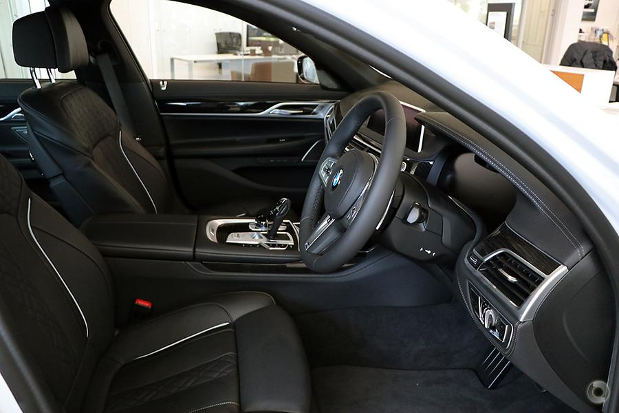 2020 BMW 730d
