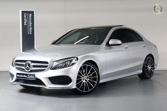 2015 Mercedes-Benz C 300 BLUETEC HYBRID