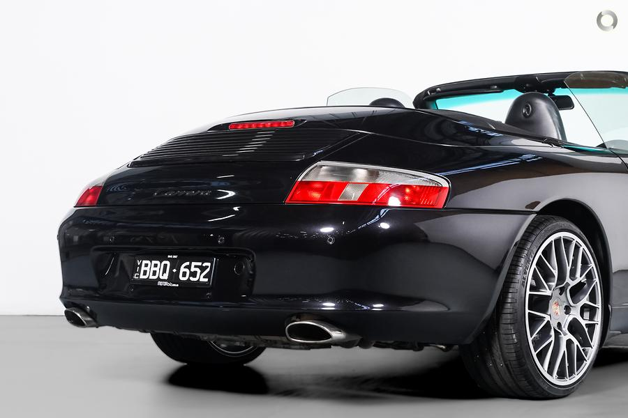 2003 Porsche 911 Carrera Cabriolet 996