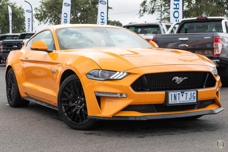 2018 Ford Mustang Gt >> 2018 Ford Mustang Gt Fn Westpoint Ford