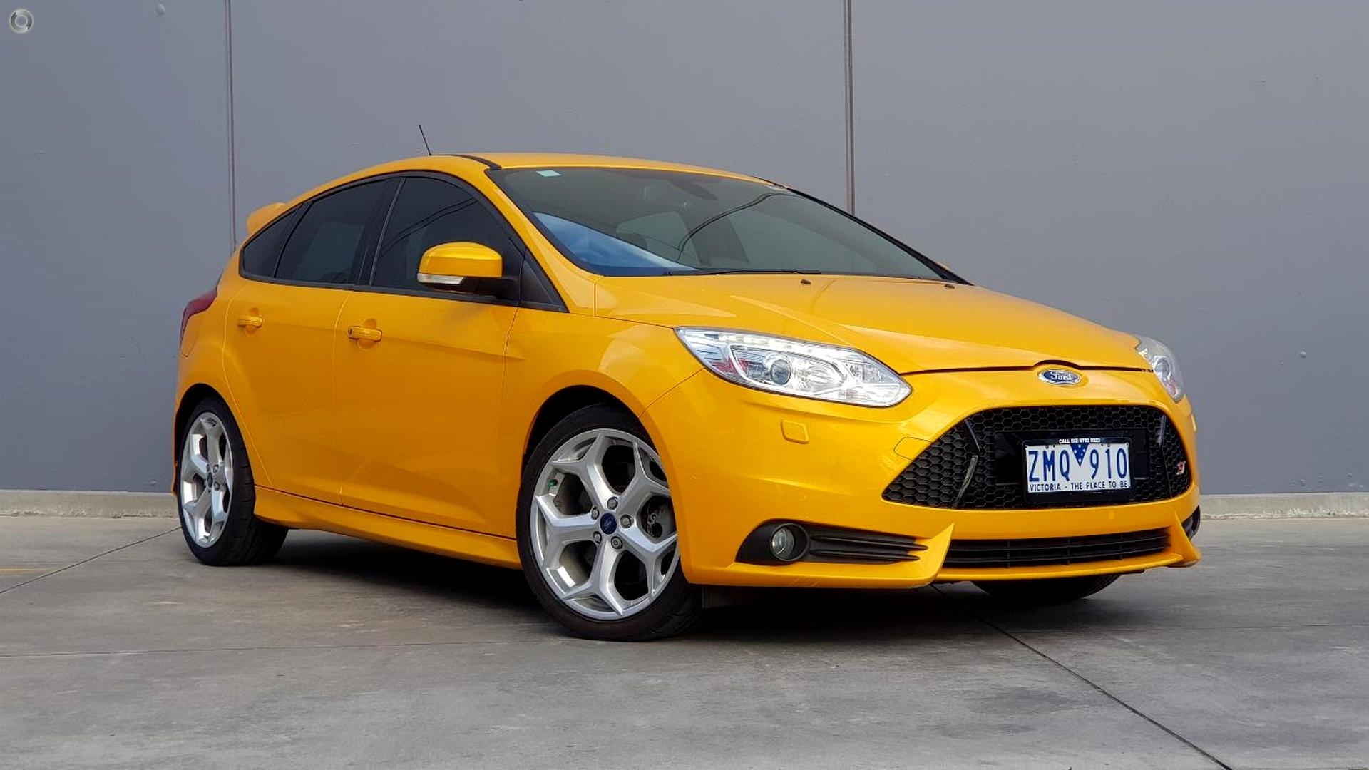 2012 Ford Focus LW MKII