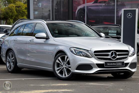 2015 Mercedes-Benz <br>C 200 BLUETEC