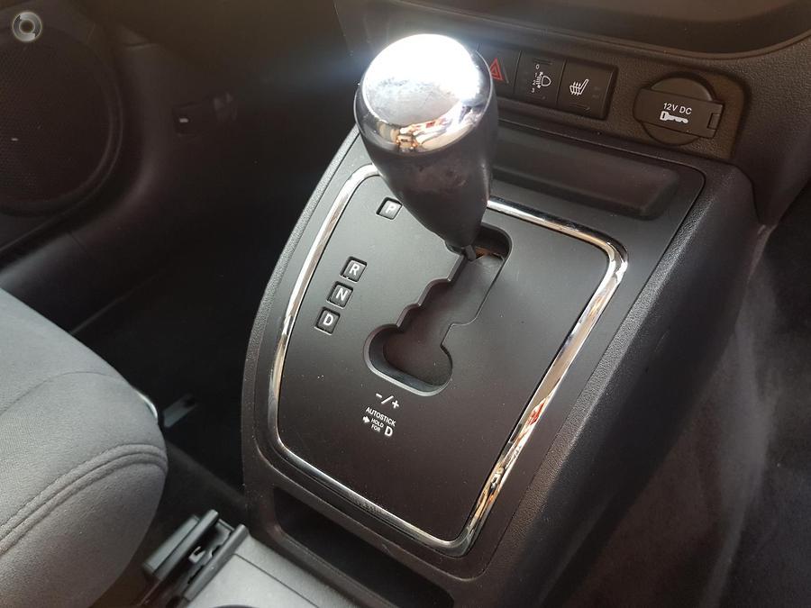 2015 Jeep Compass Sport MK