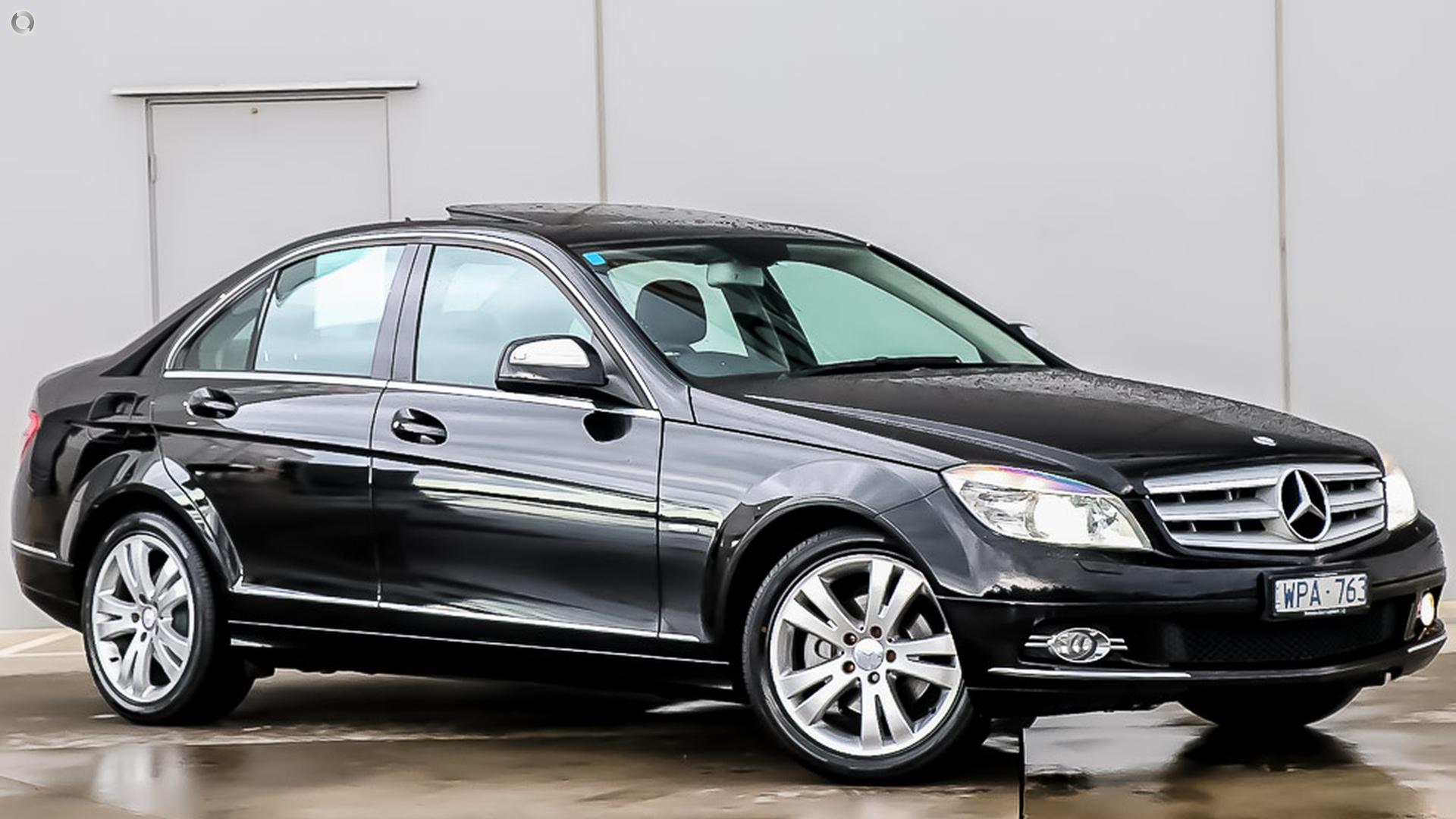 2008 Mercedes-benz C200 Kompressor Classic W204
