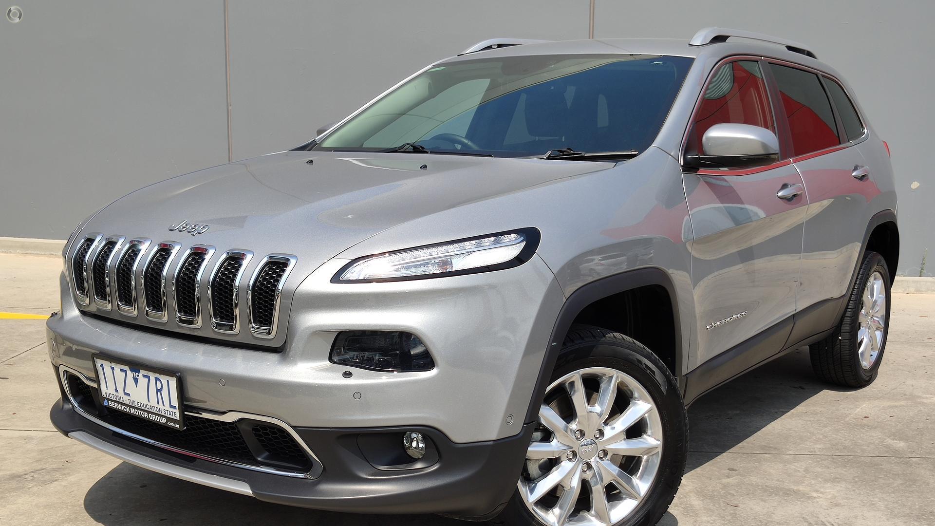 2015 Jeep Cherokee KL