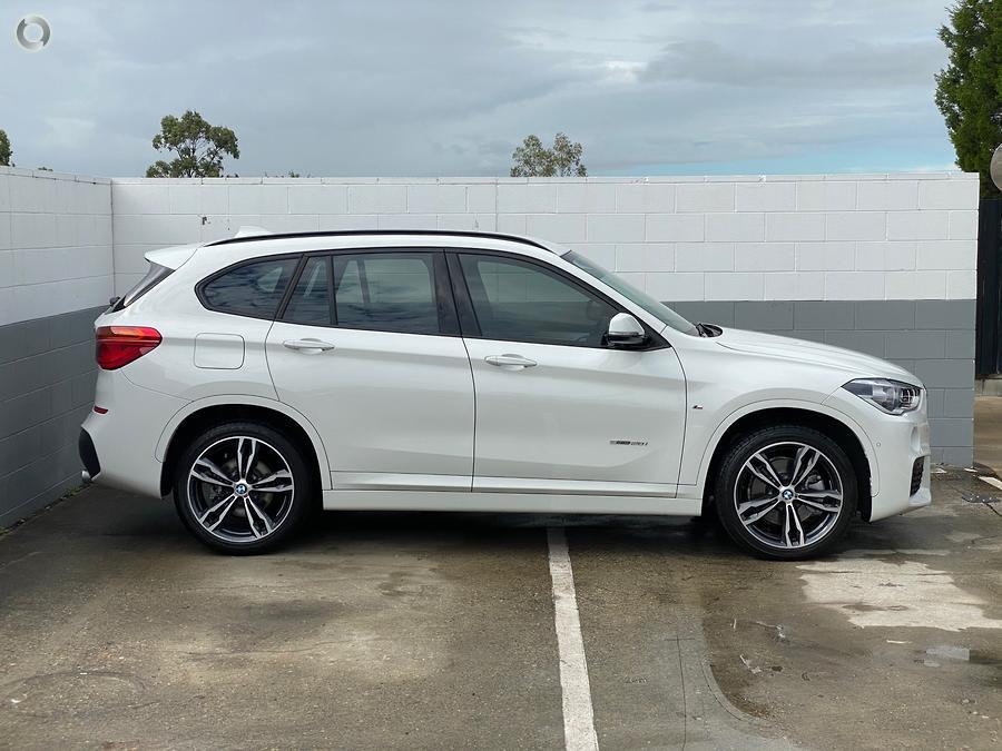 2017 BMW X1 sDrive20i