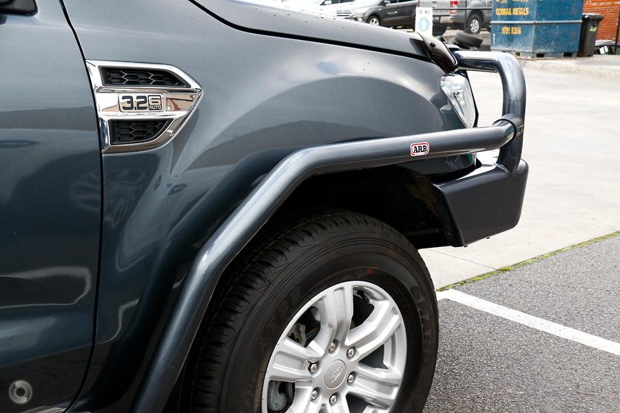 2016 Ford Ranger XLT PX MkII