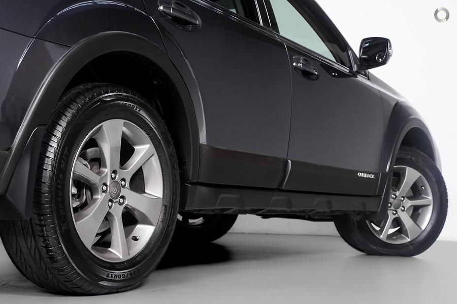 2013 Subaru Outback 2.0D Premium 4GEN