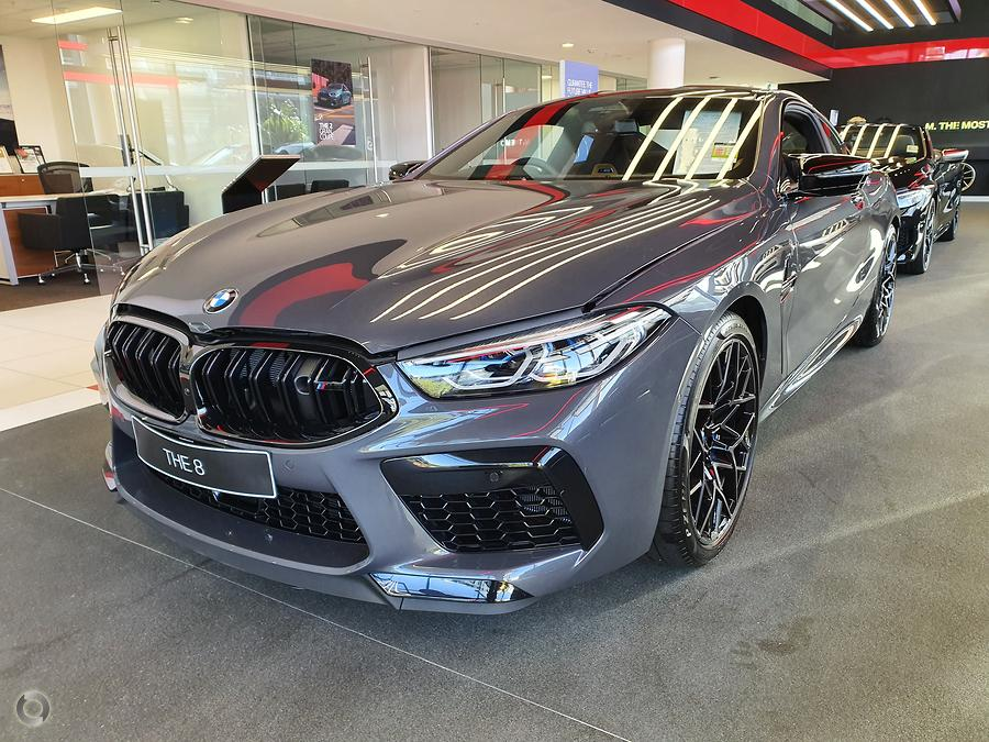 2019 BMW M8 Competition
