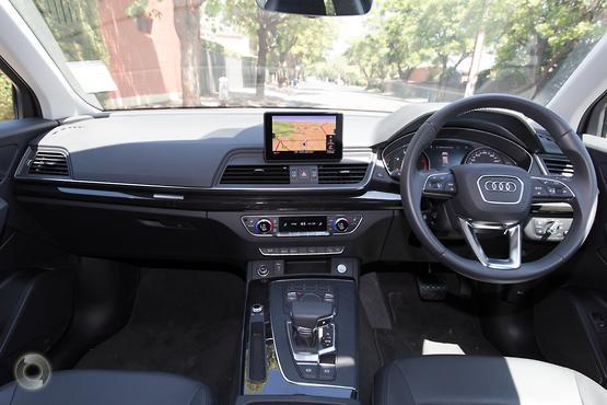 2019 Audi Q5 40 TDI design FY
