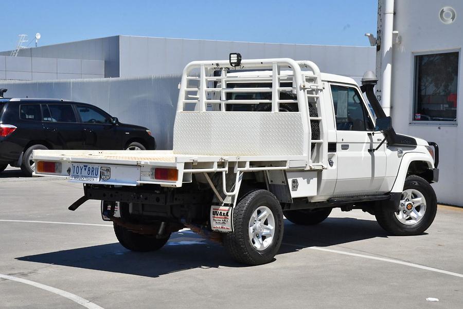 2014 Toyota Landcruiser GX VDJ79R