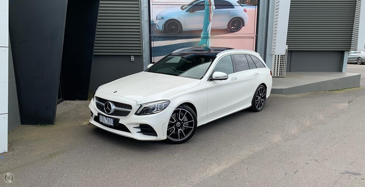 2018 Mercedes-Benz C-CLASS Estate