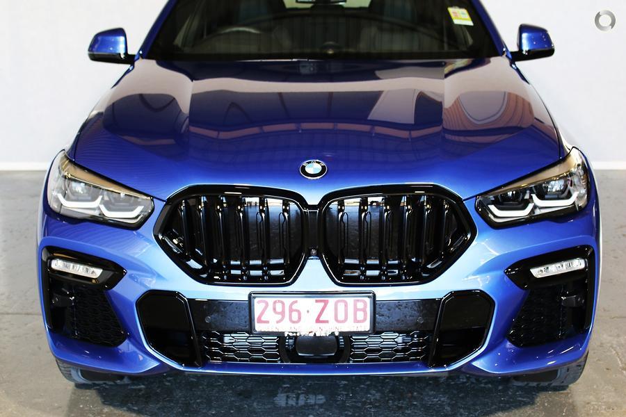 2019 BMW X6 xDrive40i M Sport