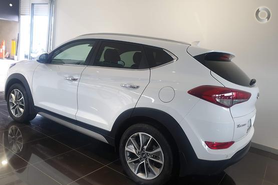 2017 Hyundai Tucson Elite TL2