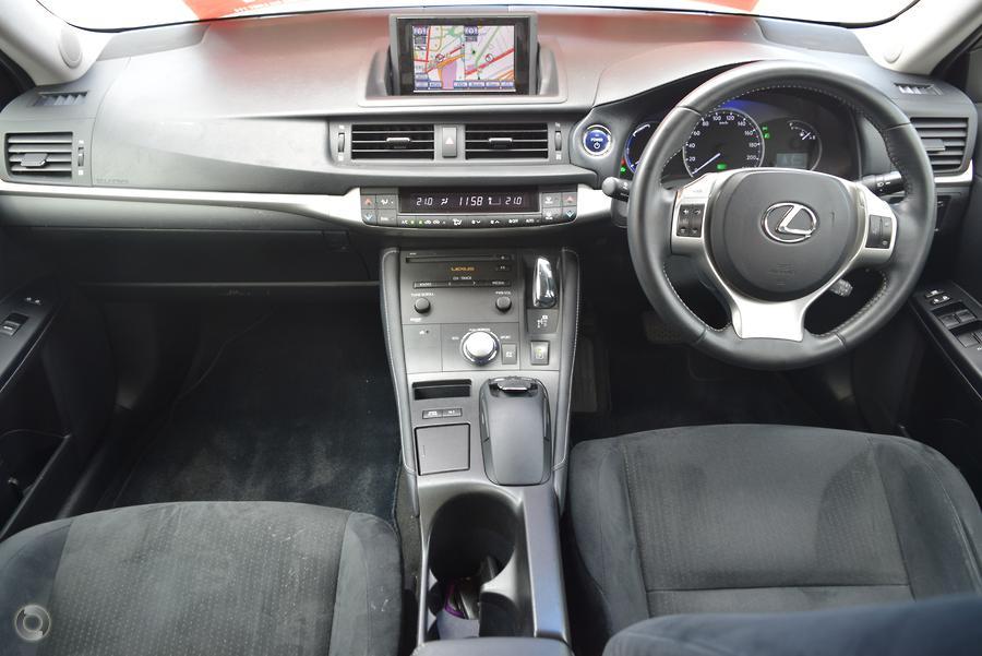 2013 Lexus CT CT200h Prestige ZWA10R