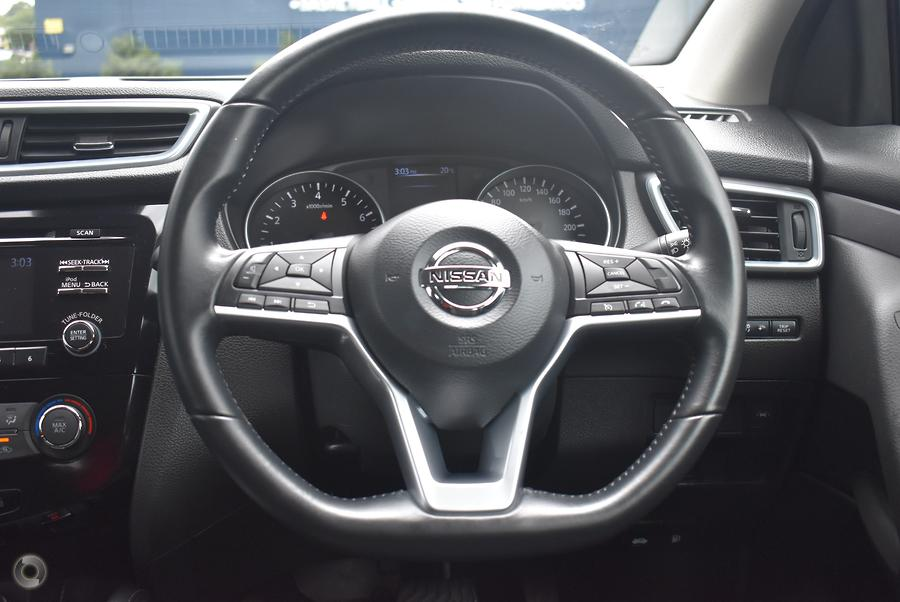 2018 Nissan QASHQAI ST J11 Series 2