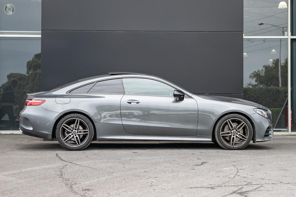 2019 Mercedes-Benz E 220 D Coupé