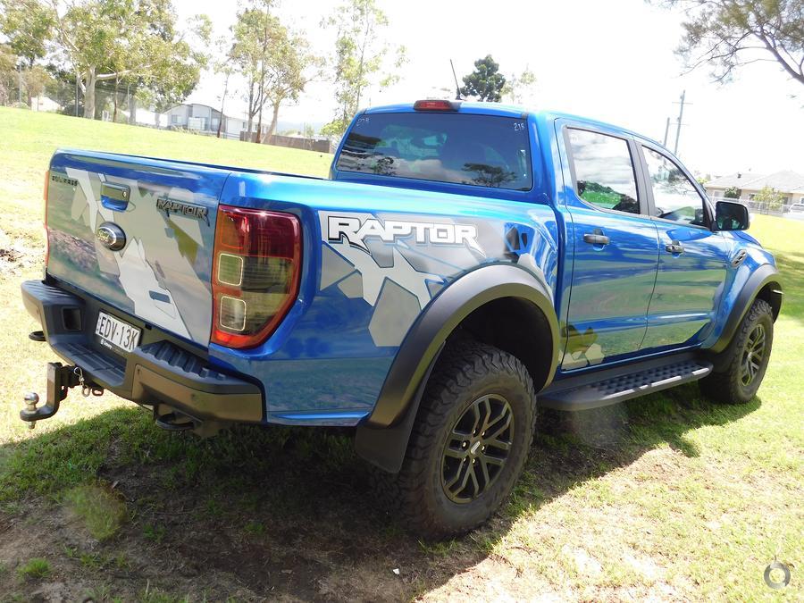 2019 Ford Ranger Raptor PX MkIII