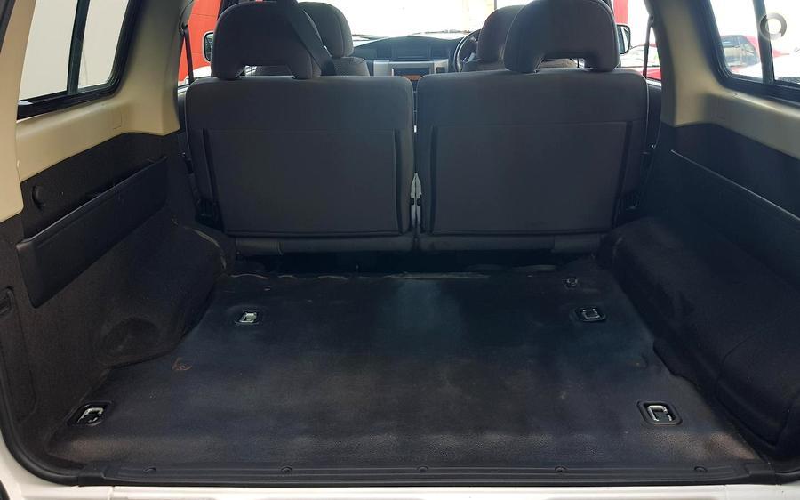 2016 Nissan Patrol DX Y61