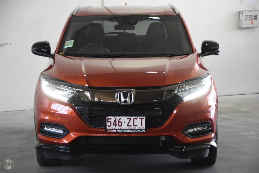 2019 Honda HR-V RS (No Series)