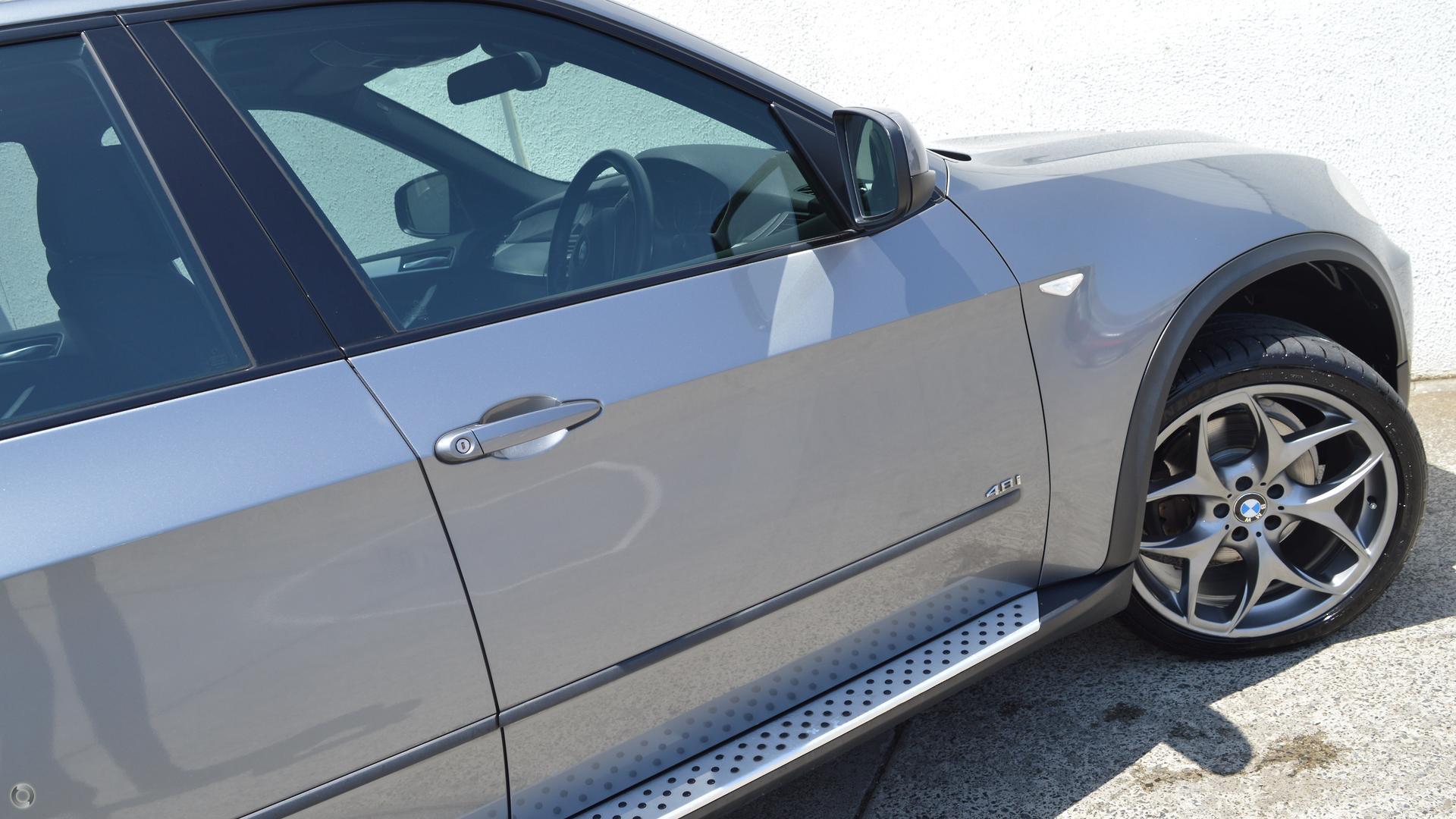 2009 BMW X5 xDrive48i E70