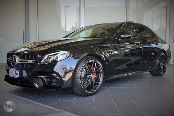 2018 Mercedes-Benz E 63 AMG S