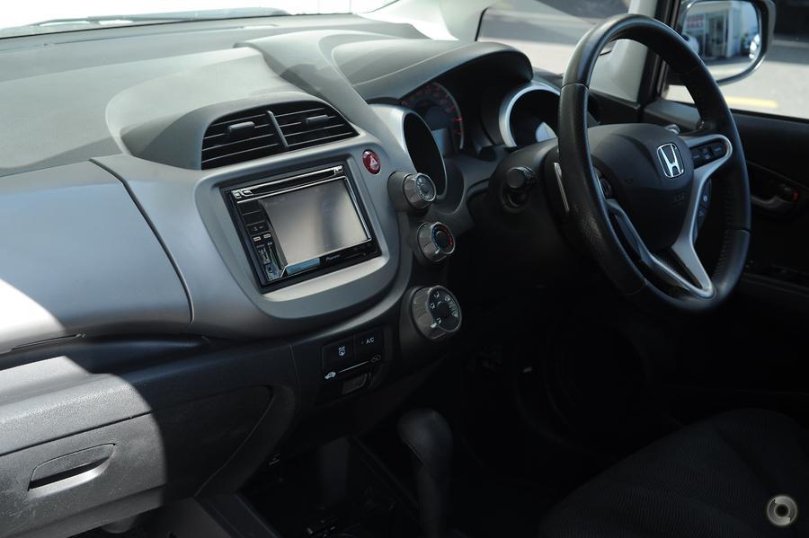2008 Honda Jazz VTi-S GE