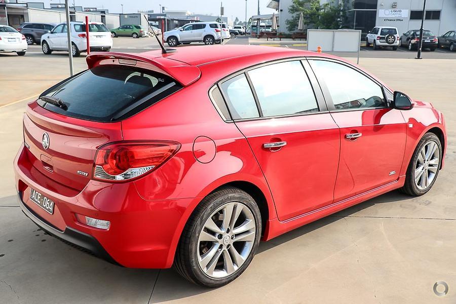 2014 Holden Cruze SRi Z Series JH Series II