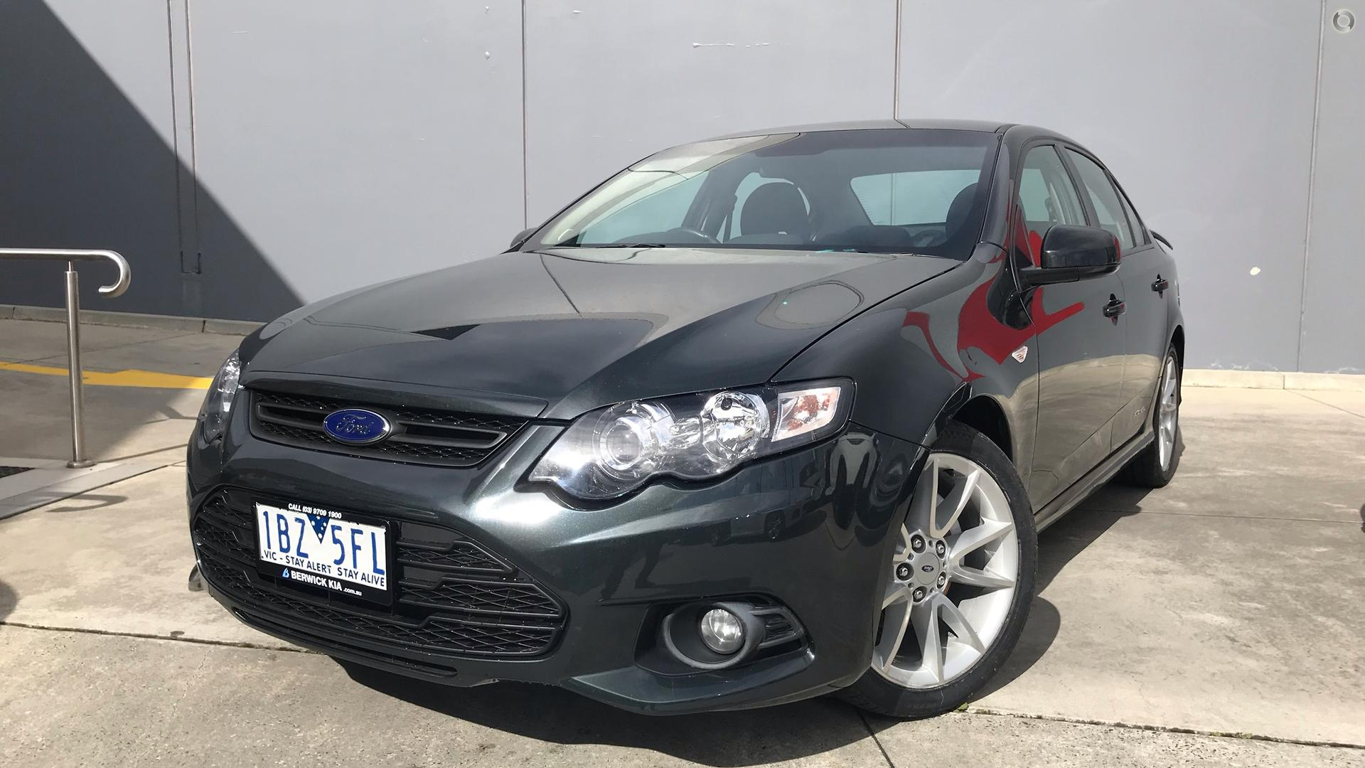 2014 Ford Falcon XR6 FG MkII