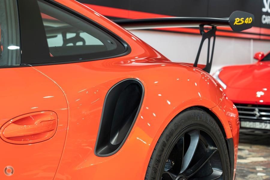 2016 Porsche 911 GT3 RS 991