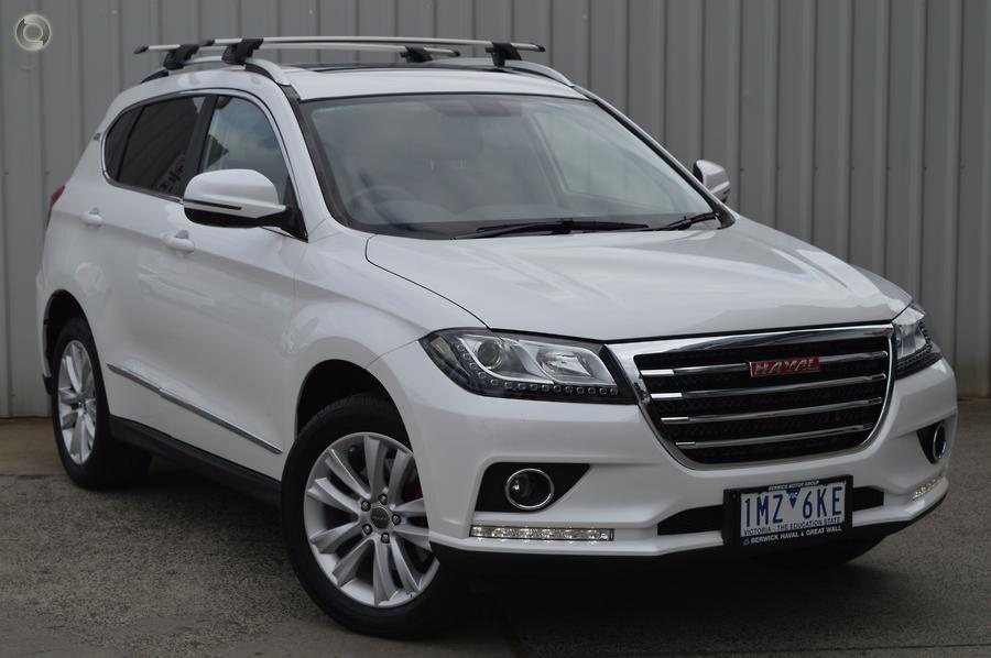 2018 Haval H2 LUX (No Series)
