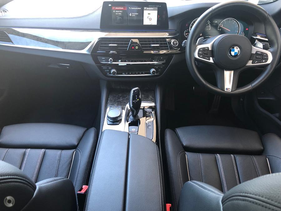 2017 BMW 520i M Sport