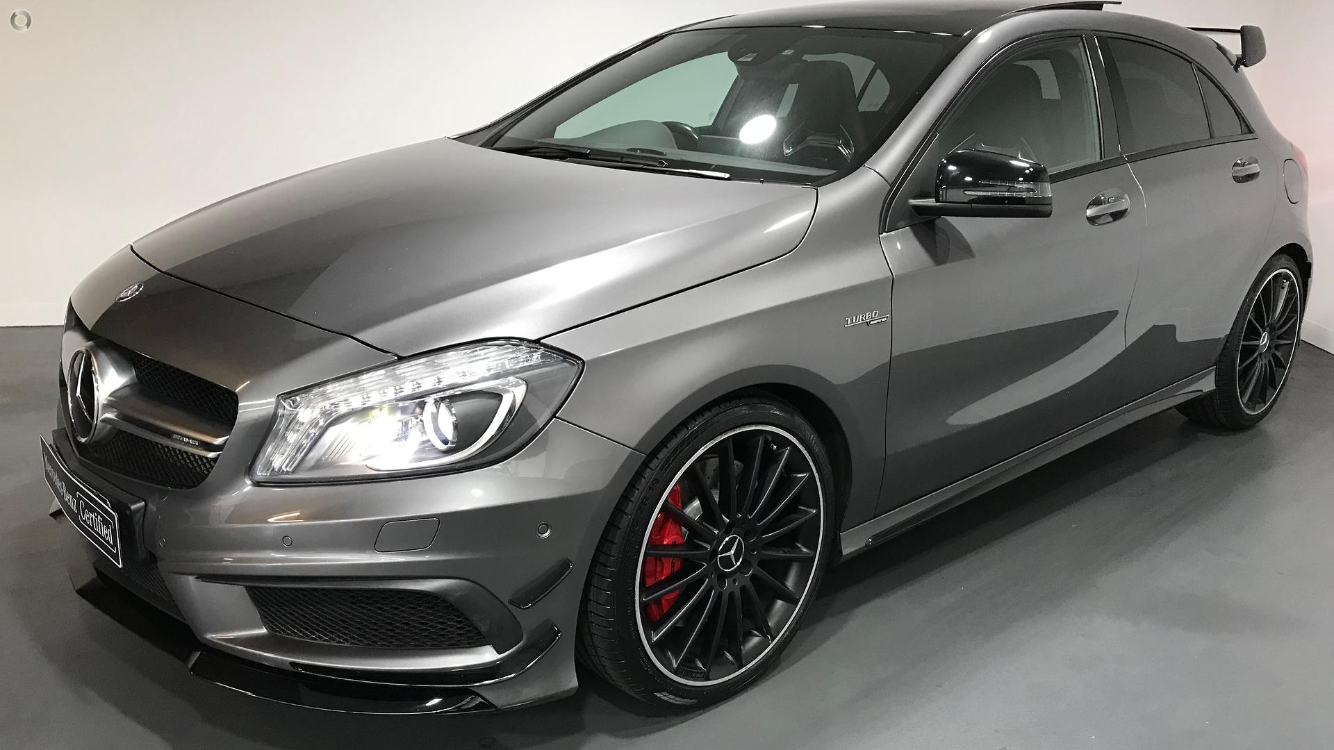 2015 Mercedes-Benz A 45 AMG Hatch