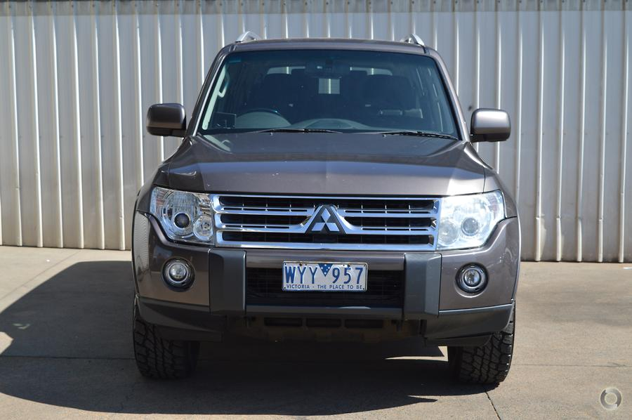 2009 Mitsubishi Pajero GLS NT