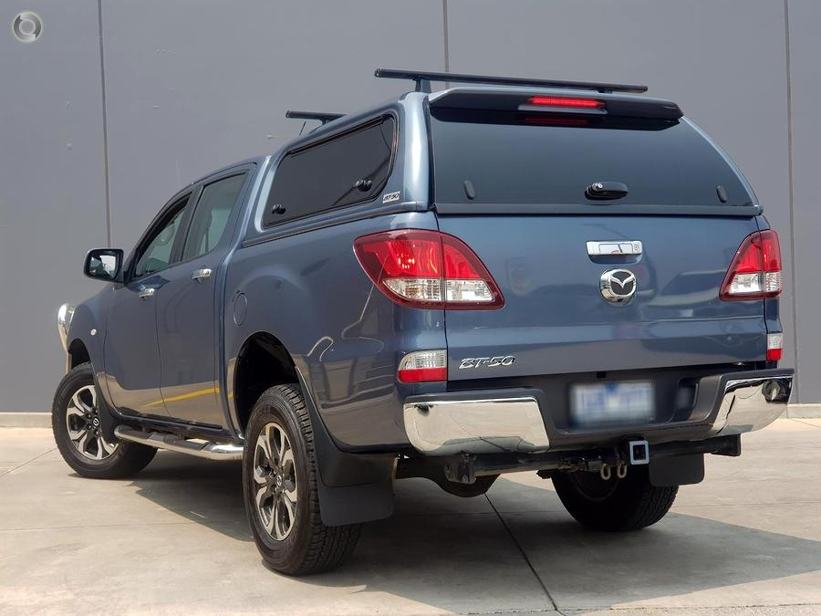 2015 Mazda BT-50 XTR Hi-Rider UP